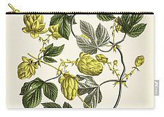 Hop Vine From The Young Landsman Carry-all Pouch by Matthias Trentsensky