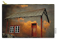 House In The Clouds Carry-all Pouch by Sonya Kanelstrand