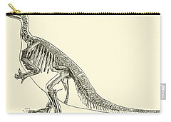 Iguanodon Carry-all Pouch by English School