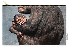 I'm All Ears Carry-all Pouch by Jamie Pham
