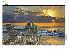 In The Spotlight Carry-all Pouch by Debra and Dave Vanderlaan