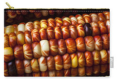 Indian Corn Harvest Time Carry-all Pouch by Garry Gay