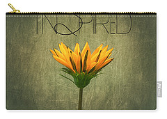 Inspired Carry-all Pouch by Kim Hojnacki