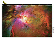 Into The Orion Nebula Carry-all Pouch by The  Vault - Jennifer Rondinelli Reilly
