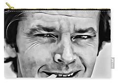 Jack Nicholson Carry-all Pouch by Florian Rodarte