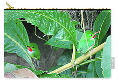 Jamaican Toadies Carry-all Pouch by Carey Chen