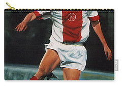 Jari Litmanen Carry-all Pouch by Paul Meijering