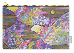 Jetstream Carry-all Pouch by Sarah Porter