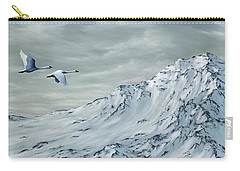 Journey Carry-all Pouch by Rick Bainbridge