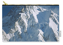 K2 At Dawn Pakistan Carry-all Pouch by Colin Monteath