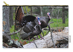 King Of Spring Carry-all Pouch by Todd Hostetter