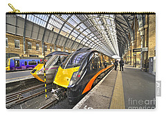 Kings Cross Variety  Carry-all Pouch by Rob Hawkins