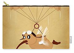 Kiwi  Carry-all Pouch by Mark Ashkenazi
