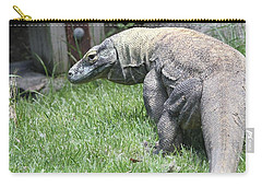 Komodo Dragon Carry-all Pouch by Dan Sproul