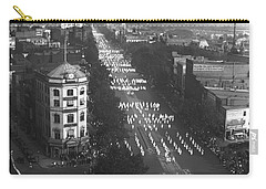 Ku Klux Klan Parade Carry-all Pouch by Underwood Archives