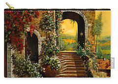 Le Scale   Carry-all Pouch by Guido Borelli