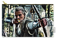 Legolas Carry-all Pouch by Florian Rodarte