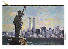 Liberty Carry-all Pouch by Ylli Haruni