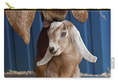 Licked Clean Carry-all Pouch by Caitlyn  Grasso