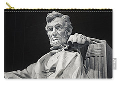 Lincoln Carry-all Pouch by Joan Carroll