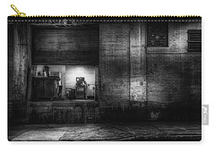 Loading Dock Carry-all Pouch by Scott Norris