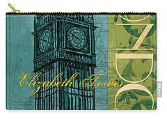London 1859 Carry-all Pouch by Debbie DeWitt
