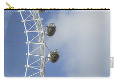 London Eye Carry-all Pouch by Joana Kruse