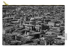 London Skyline Carry-all Pouch by Martin Newman