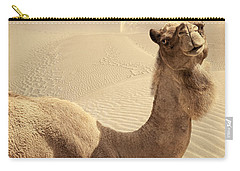 Looking At Ya Carry-all Pouch by Lourry Legarde