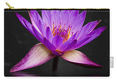 Lotus Carry-all Pouch by Adam Romanowicz