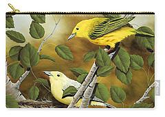 Love Nest Carry-all Pouch by Rick Bainbridge