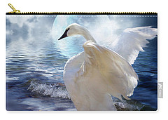 Love Swept Carry-all Pouch by Carol Cavalaris