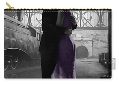 Loves Departure Carry-all Pouch by Chris Consani