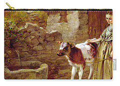 Maggie's Charge Carry-all Pouch by John H Dell