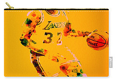 Magic Johnson Carry-all Pouch by Brian Reaves