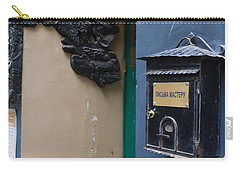 Mailbox At Bulgakov House Museum Carry-all Pouch by Panoramic Images