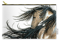 Majestic Horse Series 89 Carry-all Pouch by AmyLyn Bihrle