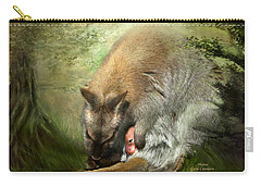 Mama Carry-all Pouch by Carol Cavalaris