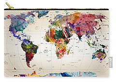 MAP Carry-all Pouch by Mark Ashkenazi