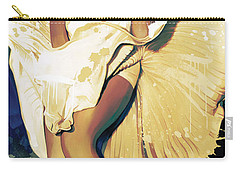 Marilyn Monroe Artwork 4 Carry-all Pouch by Sheraz A