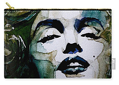 Marilyn No10 Carry-all Pouch by Paul Lovering