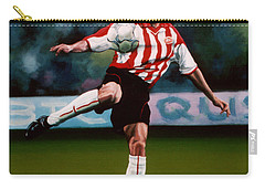 Mark Van Bommel Carry-all Pouch by Paul Meijering