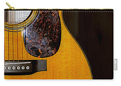 Martin Guitar  Carry-all Pouch by Bill Cannon