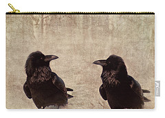 Messenger Carry-all Pouch by Priska Wettstein