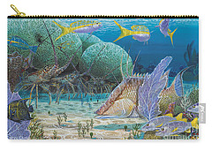 Mini Season Re0017 Carry-all Pouch by Carey Chen