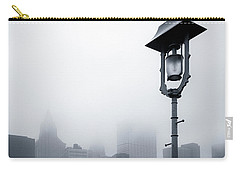 Misty City Carry-all Pouch by Dave Bowman