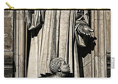 Mlk Memorial Carry-all Pouch by Stephen Stookey