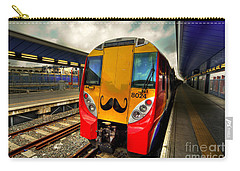 Mo Train  Carry-all Pouch by Rob Hawkins