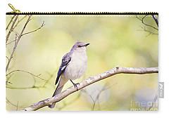 Mockingbird Carry-all Pouch by Scott Pellegrin