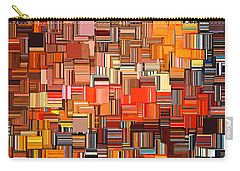 Modern Abstract Xxxi Carry-all Pouch by Lourry Legarde
